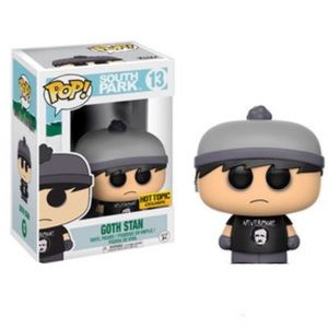 🆕 Listing - FUNKO Pop! Goth Stan (South Park) #13